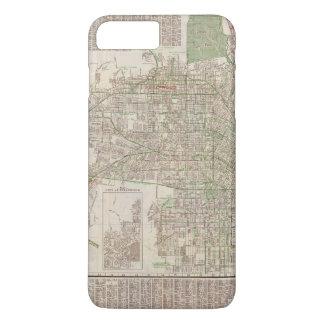 Los Angeles, la Californie 2 Coque iPhone 7 Plus
