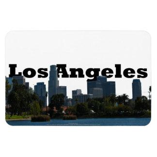 Los Angeles la Californie avec Los Angeles dans le Magnet En Vinyle