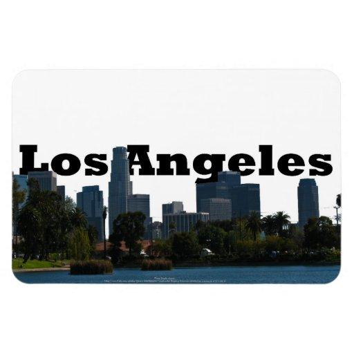 Los Angeles la Californie avec Los Angeles dans le Magnets
