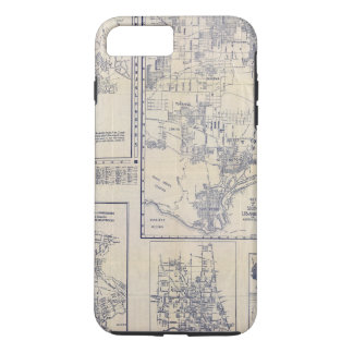 Los Angeles, la Californie Coque iPhone 7 Plus
