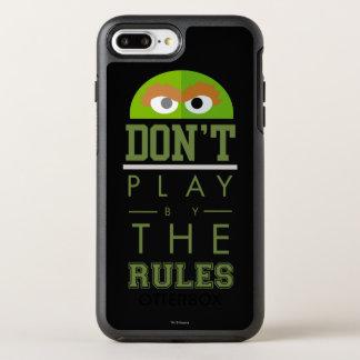 L'oscar ne jouent pas par des règles coque otterbox symmetry pour iPhone 7 plus