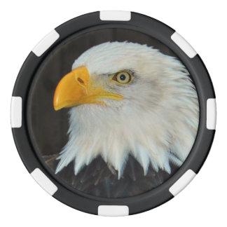 Lot De Jeton De Poker Eagle