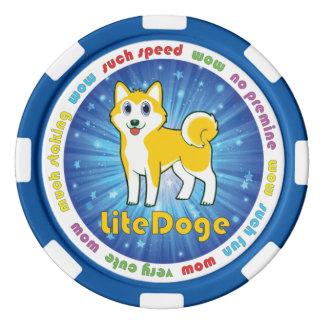 Lot De Jeton De Poker Marque de LiteDoge