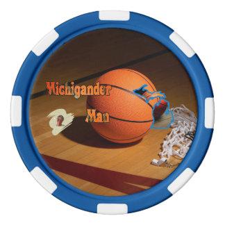 Lot De Jeton De Poker Puce de Michigander !