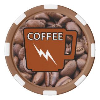 Lot De Jeton De Poker Secousse de caféine