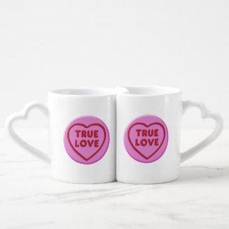 Lot De Mugs Amour vrai