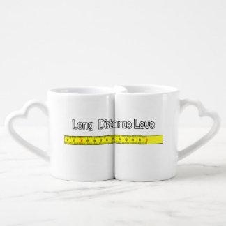 """Lot De Mugs bourgeons """"de fond"""" spéciaux d'amour de valentine"""