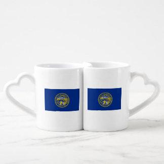 Lot De Mugs Drapeau du Nébraska