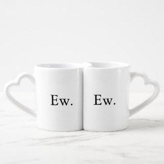 Lot De Mugs Ew.