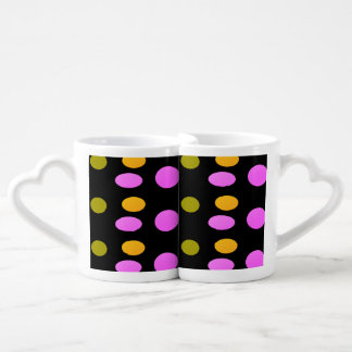 Lot De Mugs La collection somnolente de velours