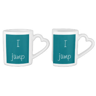 Lot De Mugs Vous sautez, je sautez