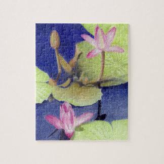 Lotus 600 puzzles