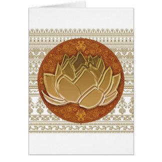 Lotus Cartes De Vœux