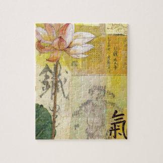 Lotus Qi Puzzle