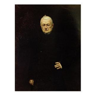 Louis Adolphe Thiers, 1877 Carte Postale