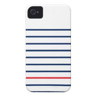 Louis barre Iphonecase (à peine là le cas) Coques iPhone 4