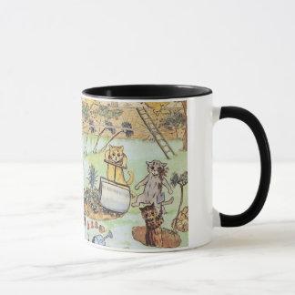 Louis blême - jardiniers de chat mug