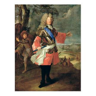 Louis De France Le Grand Dauphin, 1697 Carte Postale