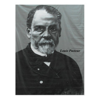 Louis Pasteur, Dolle, France - Carte Postale