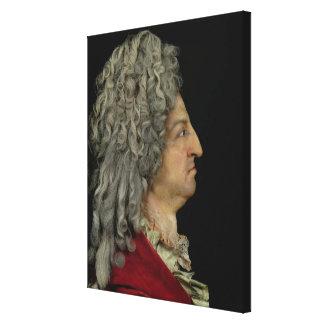 Louis XIV 1706 Toiles