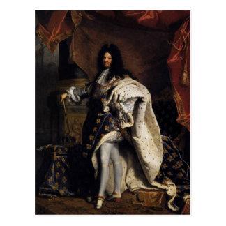 Louis XIV Carte Postale