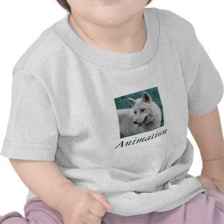 loup 05 t-shirt