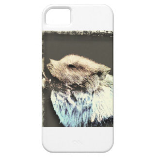 Loup blanc coques iPhone 5 Case-Mate