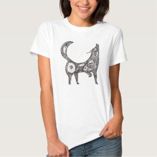 Loup de sucre t-shirts