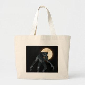 Loup-garou Grand Tote Bag