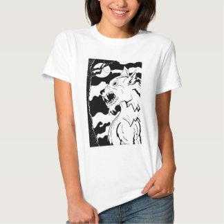 Loup Garou (loup-garou) T-shirts