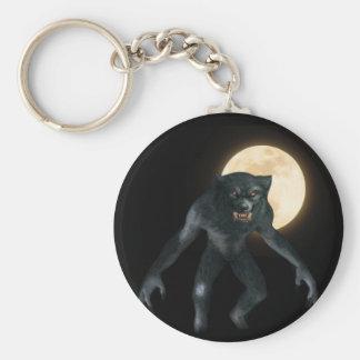Loup-garou Porte-clés