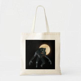Loup-garou Tote Bag