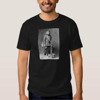 Loup jaune t-shirt