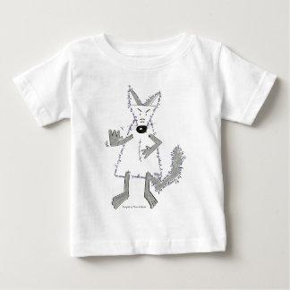 loup y es tu, Designed by Plume de Souris T-shirt Pour Bébé