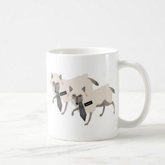 Loups chez les moutons mug