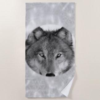 Loups de serviettes de plage