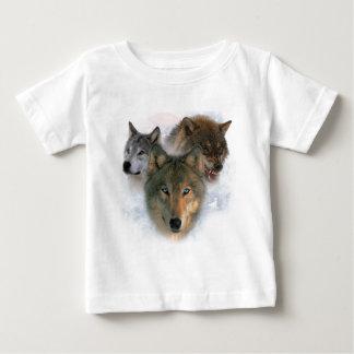 Loups T-shirt Pour Bébé