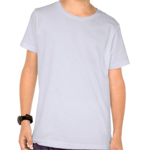 L'ours bleu badine le T-shirt de sonnerie