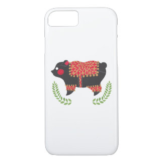 L'ours ethnique coque iPhone 7
