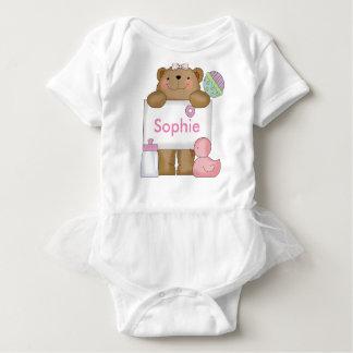 L'ours personnalisé de Sophie Body