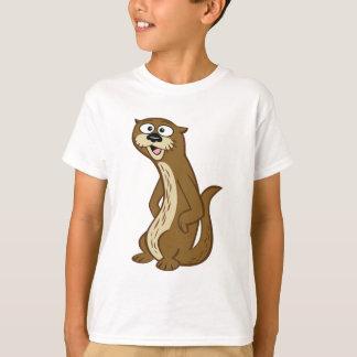 Loutre de Rick   Reggie de garde forestière T-shirt