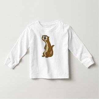 Loutre de Rick   Reggie de garde forestière T-shirt Pour Les Tous Petits
