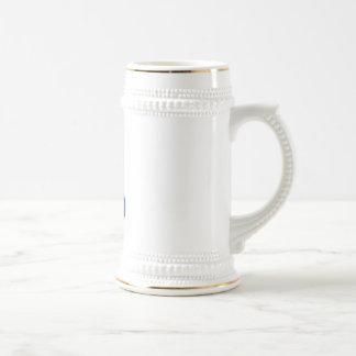 Loutre Stein de natation Mug