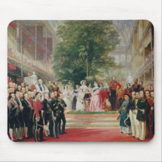 L'ouverture de la grande exposition, 1851-52 tapis de souris