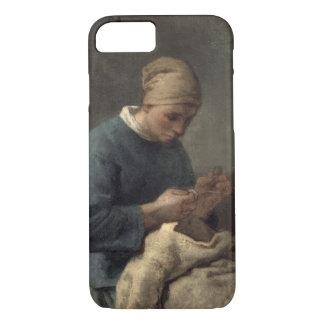 L'ouvrière couturière coque iPhone 7