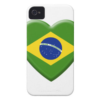 Love Brésil Coques iPhone 4