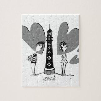 Love in Biarritz Puzzles