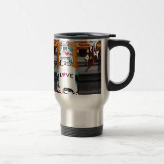 Love Mug De Voyage En Acier Inoxydable