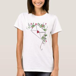 LoveNoteCorner - personnalisable avec votre texte T-shirt