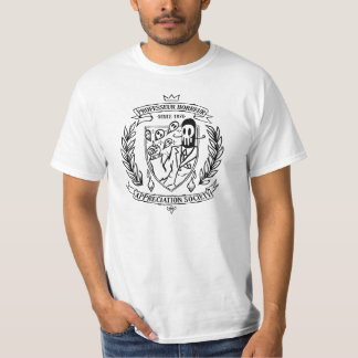 LOW COST T SHIRT  PROFESSEUR HORREUR T-SHIRT